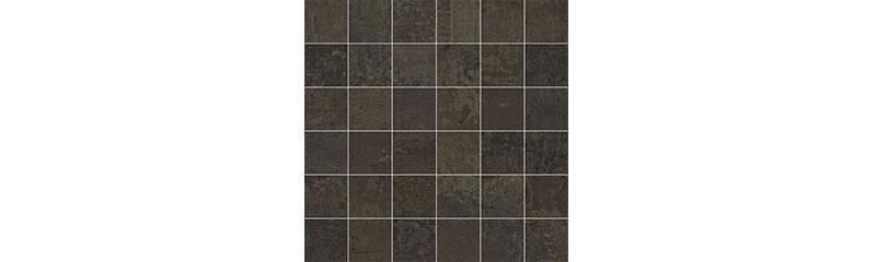 Aparici Metallic Brown Natural Mosaico 29,75x29,75