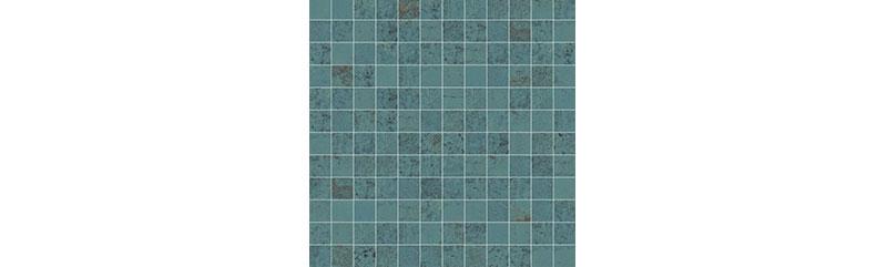 Aparici Metallic Green Mosaico 29,75x29,75