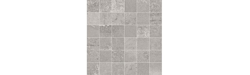 Aparici Metallic Grey Natural Mosaico 29,75x29,75