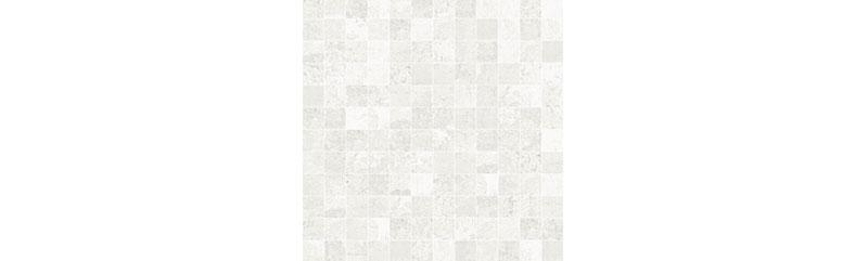 Aparici Metallic White Mosaico 29,75x29,75