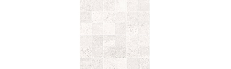 Aparici Metallic White Natural Mosaico 29,75x29,75