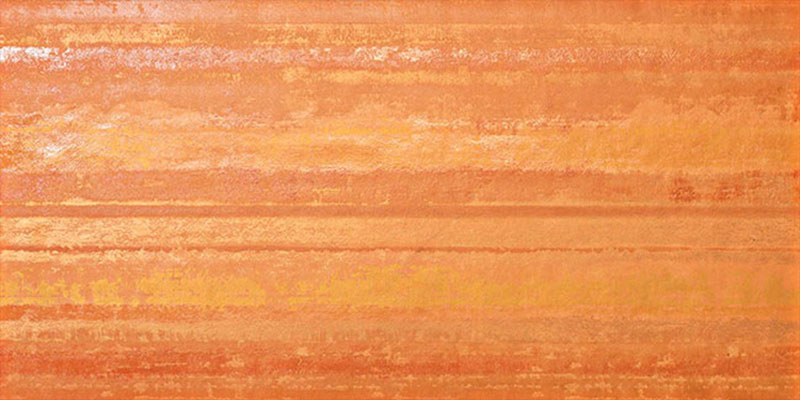 Atlas Concorde Ewall Stripes Orange 40x80