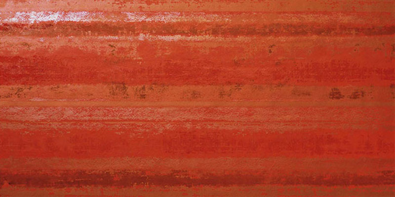 Atlas Concorde Ewall Stripes Red 40x80