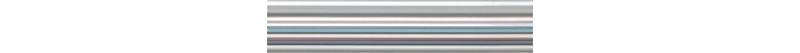 Cifre Cromatica Cenefa Mix 5x25