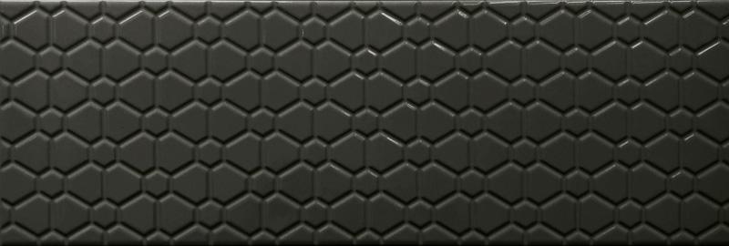 Cifre Manila Exarel Black Brillo 20x60