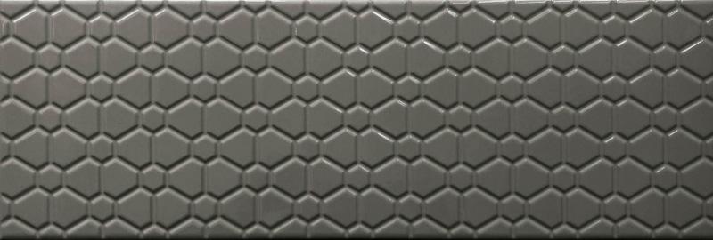 Cifre Manila Exarel Grey Brillo 20x60
