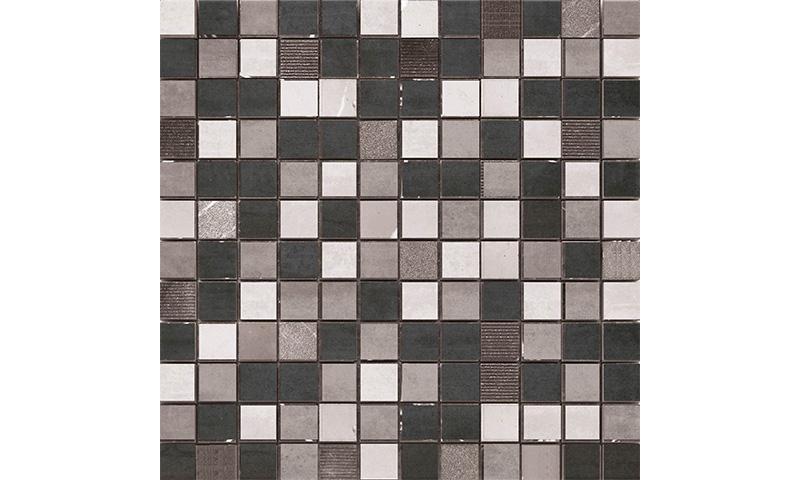 Cifre Oxigeno Mosaico Black 30x30