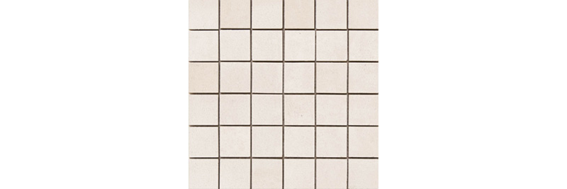 Cifre Reaction Mosaico Ivory 30x30