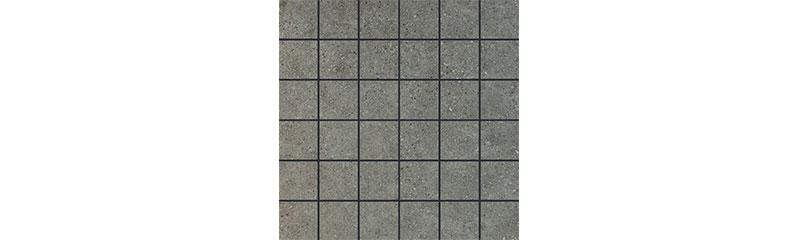 Durstone Clunia Mosaico Antracita 30x30
