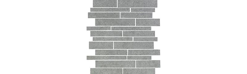 Durstone Clunia Mosaico Muro Gris 30x30
