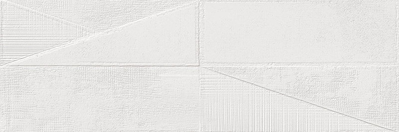 Emigres Avenue Square Blanco 20x60