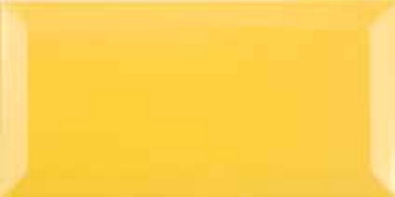 Fabresa Bevelled Biselado Amarillo Yema 10x20