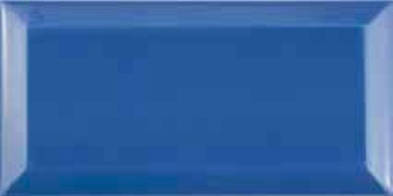 Fabresa Bevelled Biselado Azul Marino 10x20