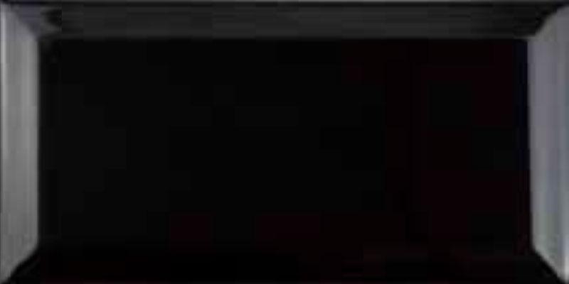 Fabresa Bevelled Biselado Negro 10x20