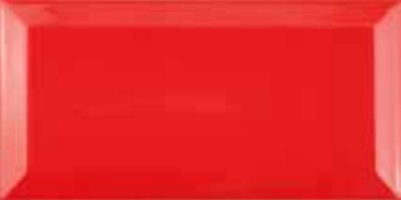 Fabresa Bevelled Biselado Rojo 10x20