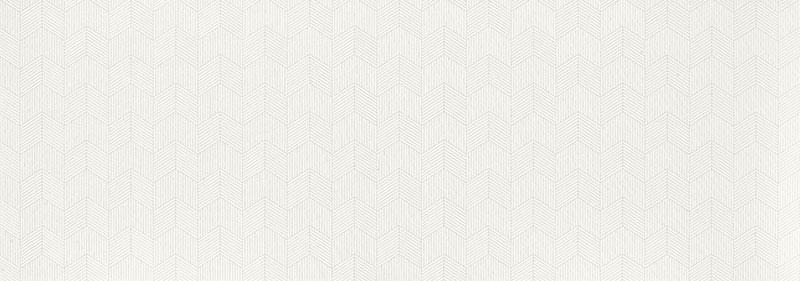 Fanal Pearl White Chevron 31,6x90