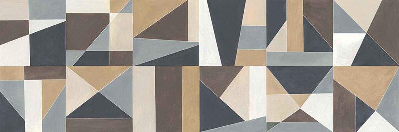 Marazzi Colorplay Cream Decoro Tiles 30x90