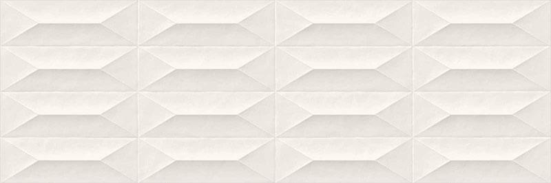 Marazzi Colorplay White Cabochon 30x90