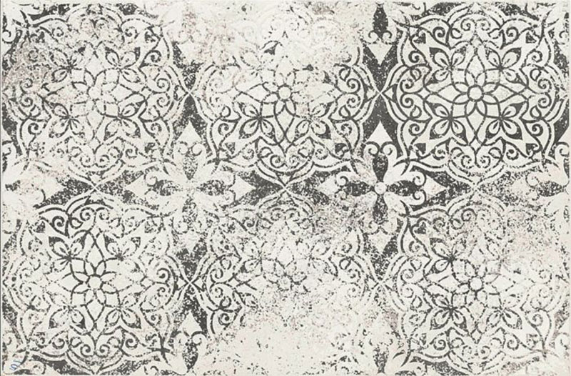 Marazzi Neutral Decoro Lace Pearl 25x38