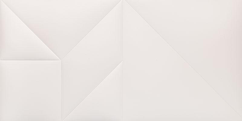 Mopa Artdeco Fehér Matt B 80x40