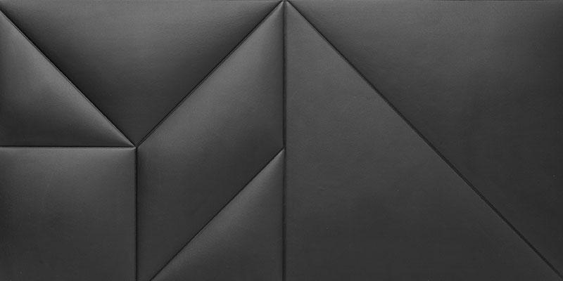 Mopa Artdeco Fekete Matt B 80x40