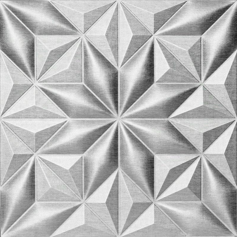 Mopa Energia Ezüst Glitter 60x60