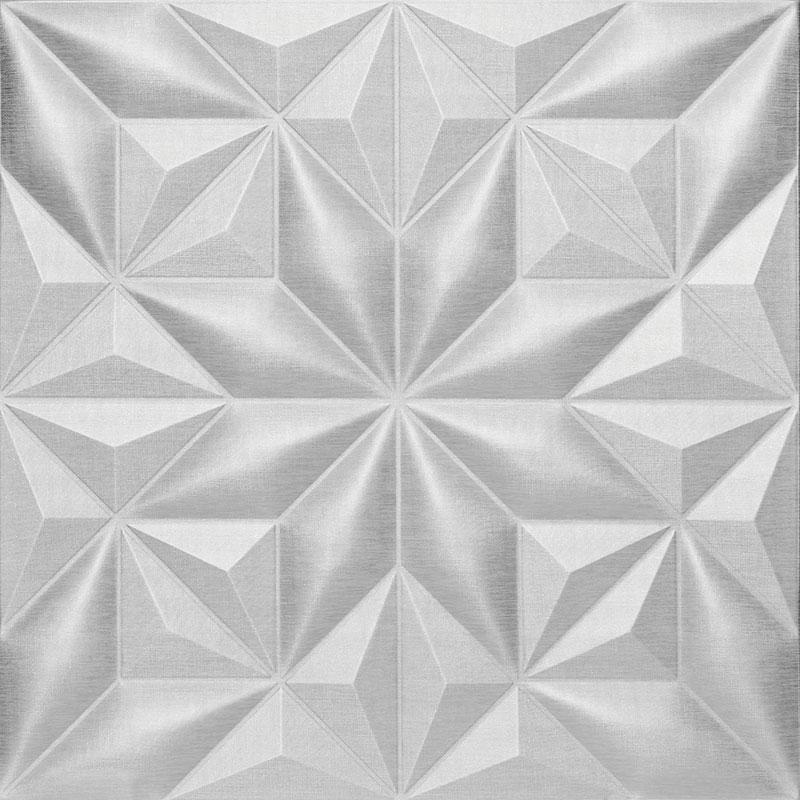Mopa Energia Fehér Glitter 60x60