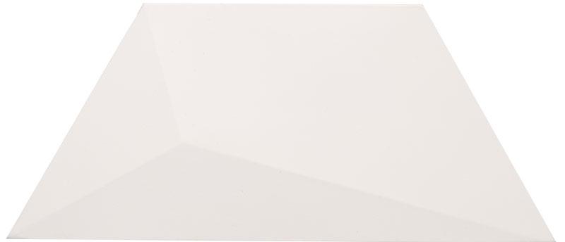 Mopa Geom Fehér Matt 34,8x15