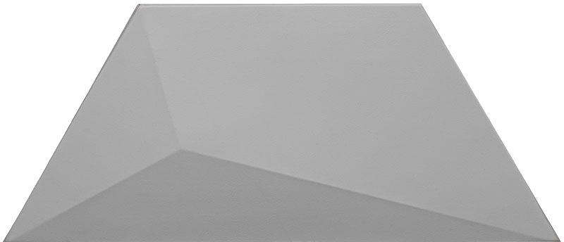 Mopa Geom Világosszürke Matt 34,8x15