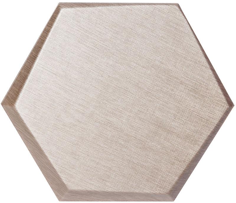 Mopa Hexa Bronz Glitter 20x23,2