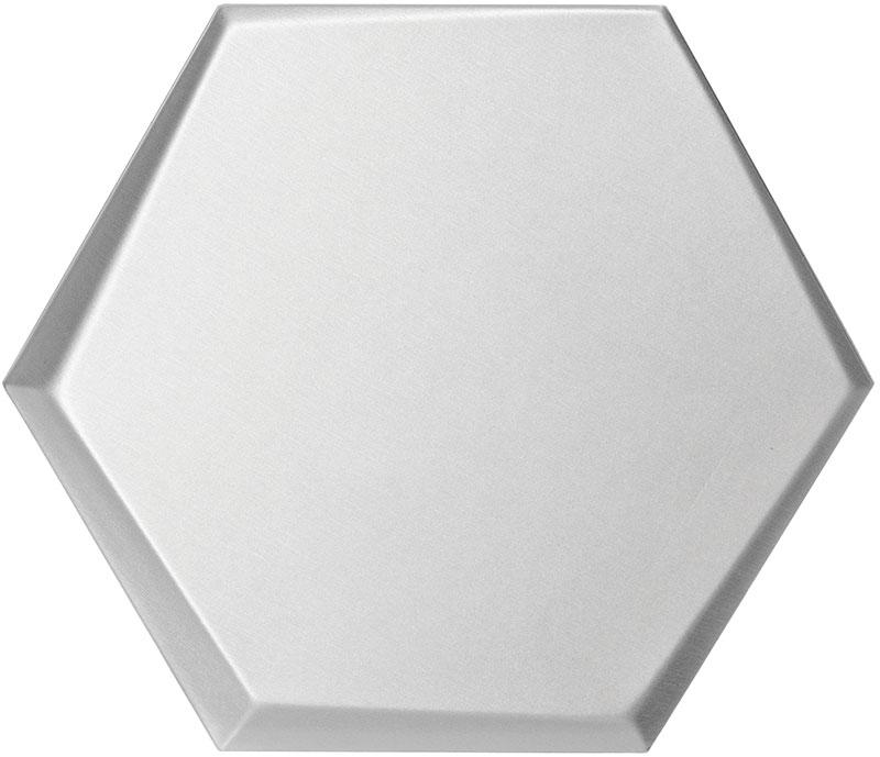 Mopa Hexa Ezüst Selyem 20x23,2