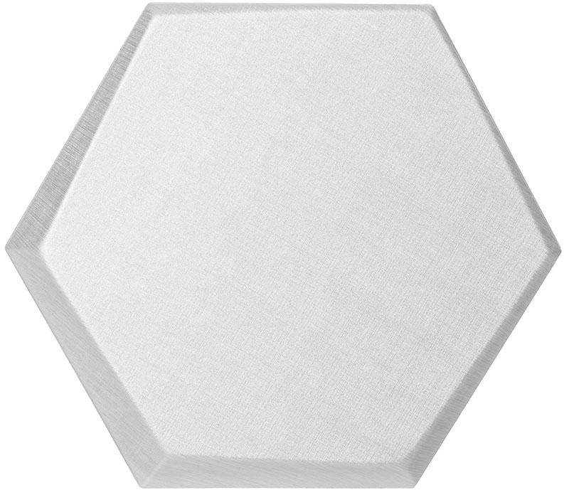 Mopa Hexa Fehér Glitter 20x23,2