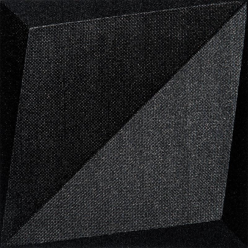 Mopa LV Fekete Szövet 33,3x33,3