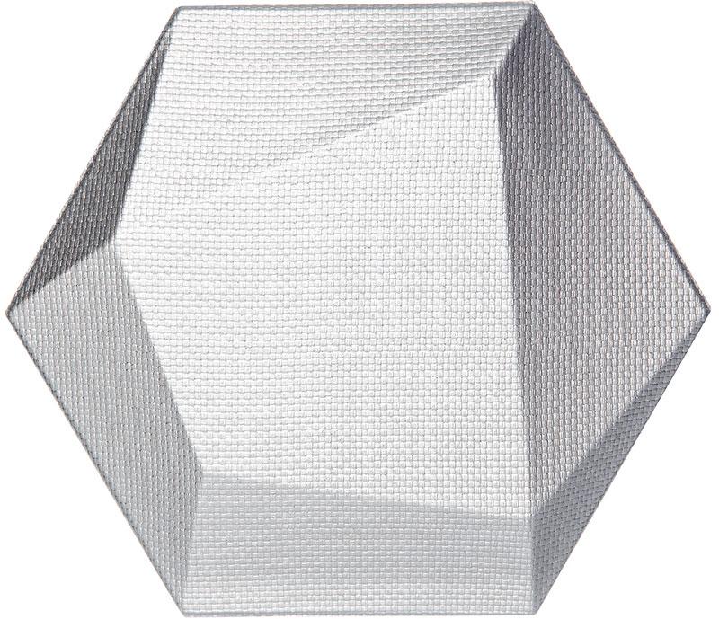 Mopa Rock Ezüst Szövet 20x23,2