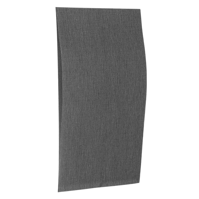 Mopa Selyem Antracit Textil 25x50