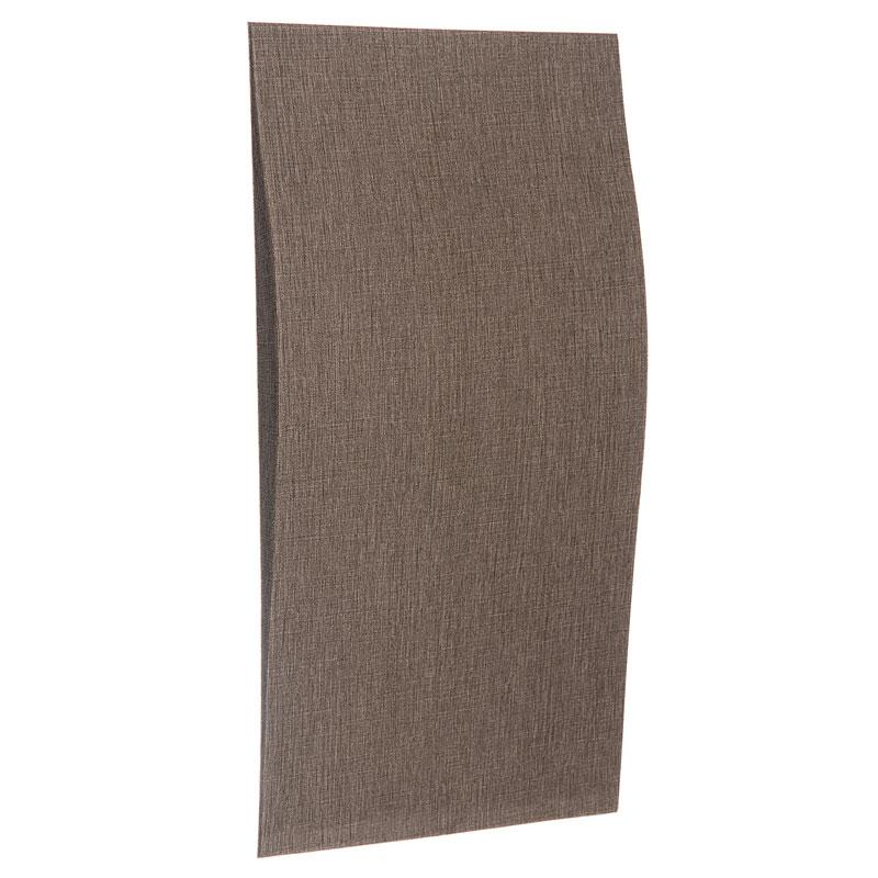 Mopa Selyem Barna Textil 25x50