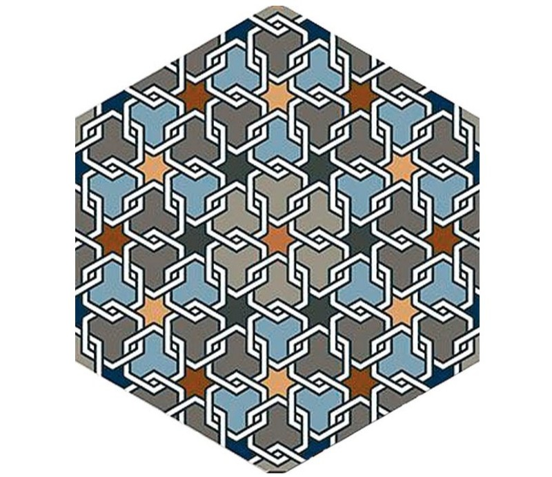 Realonda Andalusí Decor 17 28,5x33